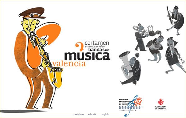 certamen internacional de bandas valencia 2010