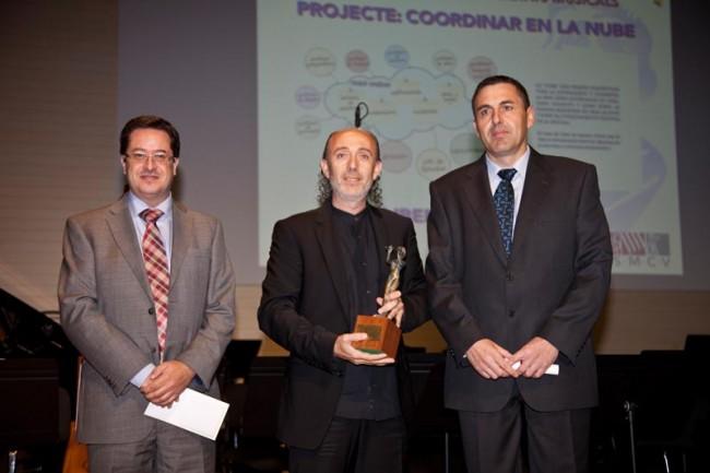 Premio Euterpe 2011 a la Gestión Musical