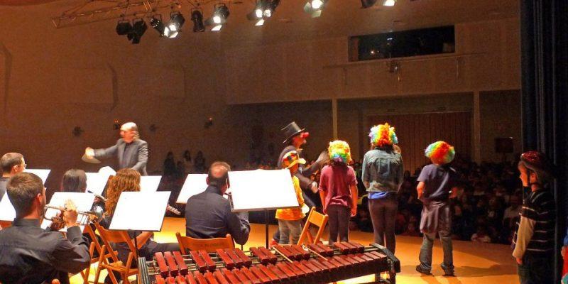 Concert Didàctic Musicalitza't