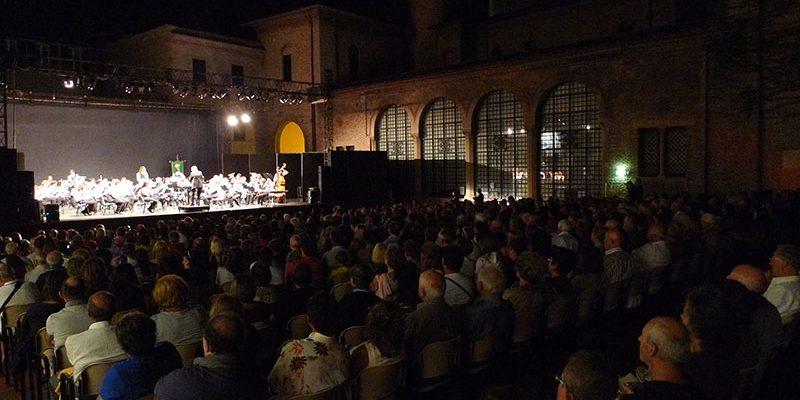 """Concierto en Italia con la Banda """"Città di Fano"""""""